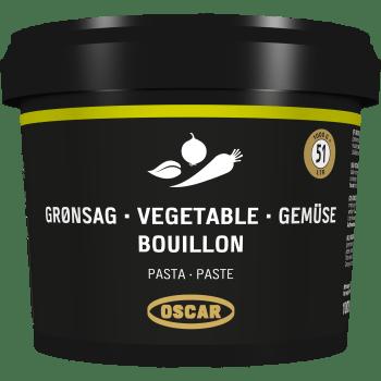 Grøntsagsbouillon Pasta Oscar