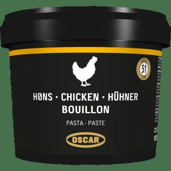 Hønsebouillon Pasta Oscar