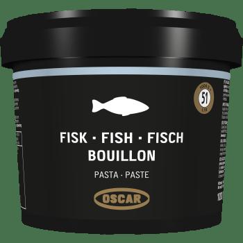 Fiskebouillon Pasta Oscar