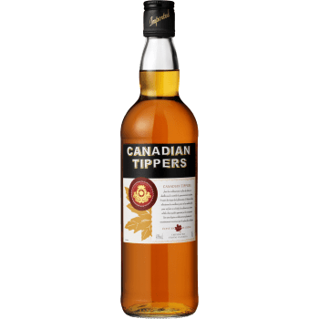 Whisky Canadian Tippers 40%