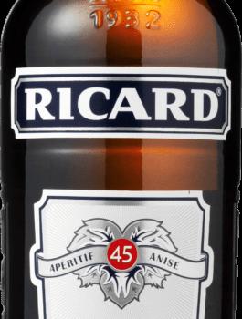 Aperitif Pernod Ricard Pastise 45%