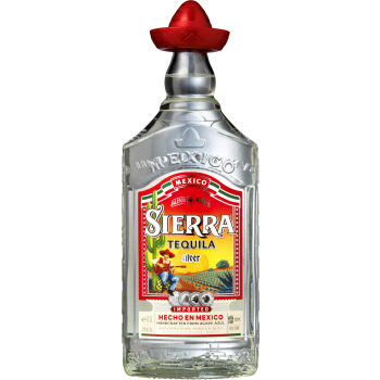 Tequila Sierra Silver 38%