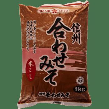 Miso Shinsu Pasta Awase / Rød