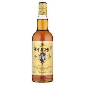 Whisky King George IV 40%
