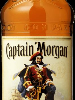 Rom Captain Morgan Spiced 35%