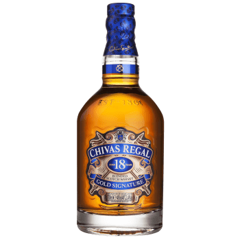Whisky Chivas Regal 18 år 40%