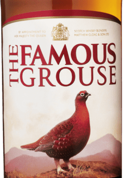 Whisky Famous Grouse 40%