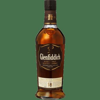 Whisky Glenfiddich Ancient 18år 40%