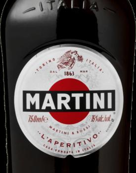 Aperitif Martini Rosso – IT.