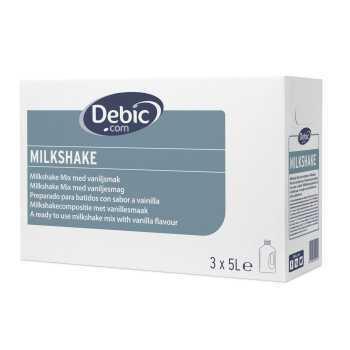 Milkshake 2,5% Debic UHT
