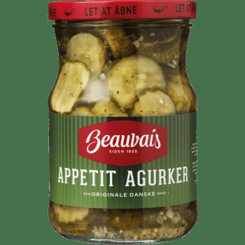 Agurker Appetit