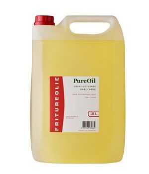Fritureolie økologisk Pure