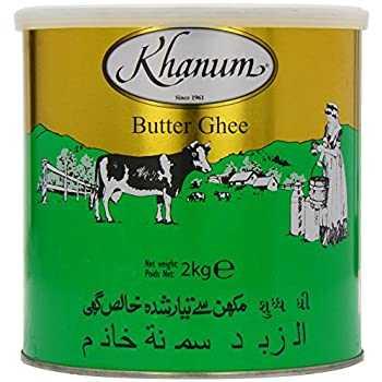 Smør Koncentreret Ghee Khanum