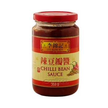 Chilisauce Bean Toban Djan
