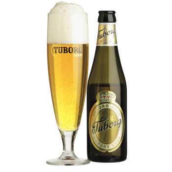 Tuborg Guld Flaske Øl 5,6%