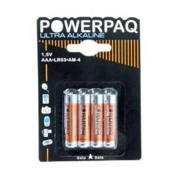 Batterier Powerpaq AAA LR03