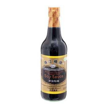 Soya Sauce Med Champignon