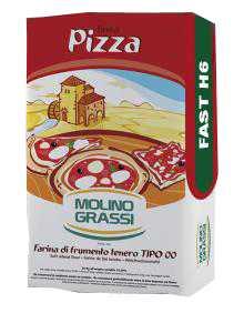 Mel Molino Pizzamel H6 Øko FAST Tipo 00