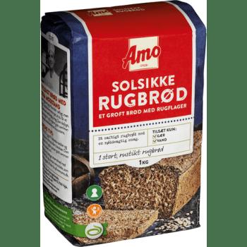 Rugbrød Brødblanding M. Solsikke