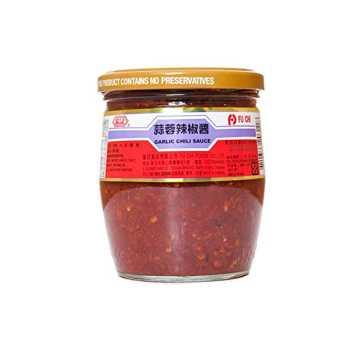 Chili Hvidløgssauce