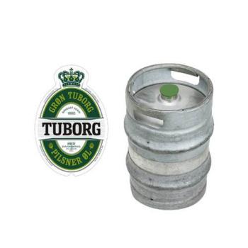 Tuborg Grøn Øl 4,6% Fustage