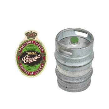 Tuborg Classic Øl 4,6% Fustage