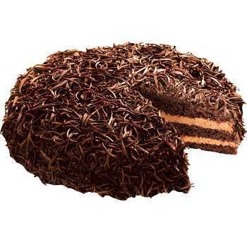 Chokoladekage Prag 12 Stykker