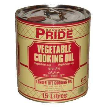 Fritureolie Soyaolie Dunke Pride