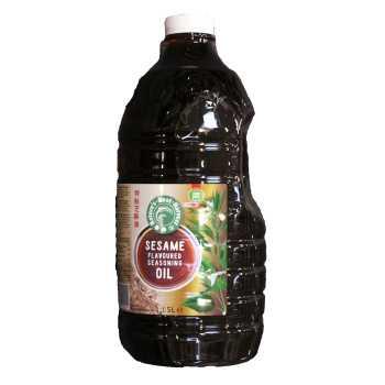 Sesamolie Flavored