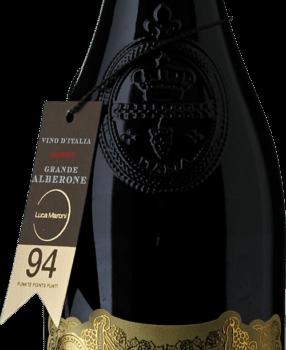Rødvin Alberone Rosso Grande 14,5% – It.
