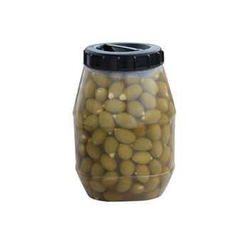 Oliven Grønne M/mandler 121/140