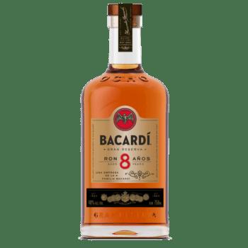 Rom Bacardi Reserva 8 år 40%