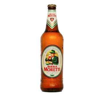 Birra Moretti Øl 4,6%