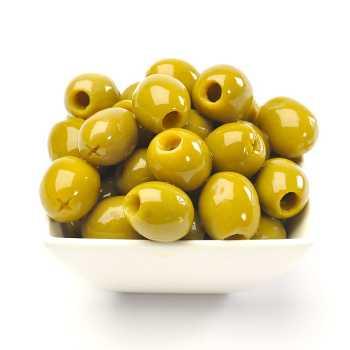 Oliven Grønne U/sten