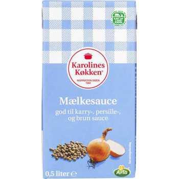 Mælkesauce Hvid Karoline