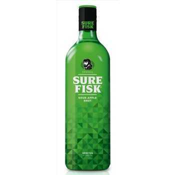 Shots Sure Fisk Sour Apple 15%