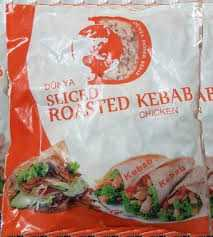 Döner Kebab Kylling Forstegte