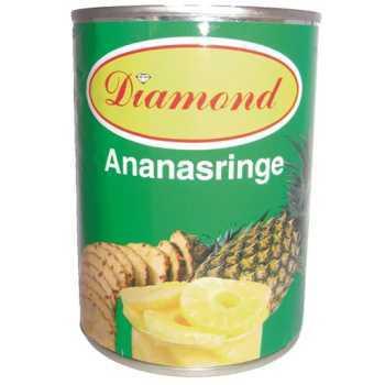 Ananas I Skiver