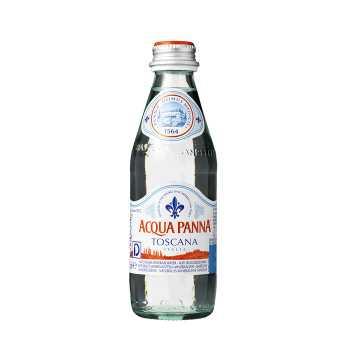 Mineralvand Aqua Panna 25cl Glas