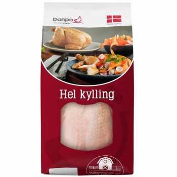 Kylling Hel Fersk
