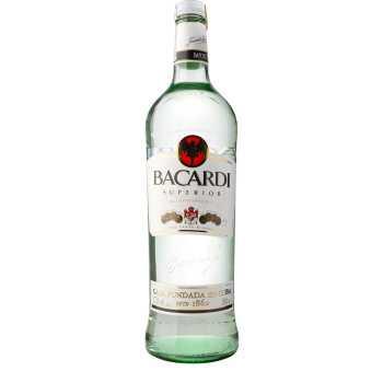 Rom Bacardi White 37.5%