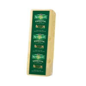 Emmentaler Kerrygold Ca.2kg. Irsk