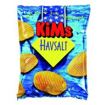 Chips M/havsalt Mini
