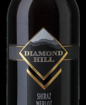 Rødvin Diamond Hill Shiraz Merlot – AU.