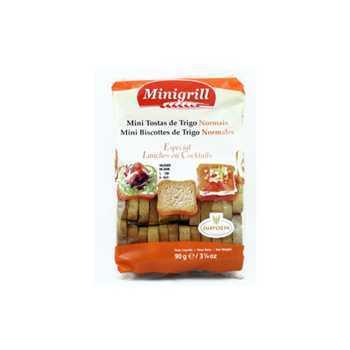 Mini Toast Diatosta Bisquits