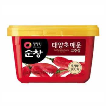 Peber Paste Hot Gochujang