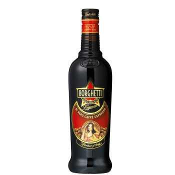 Likør Caffé Borghetti 25%