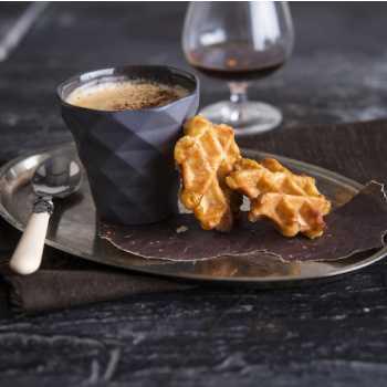 Belgiske Vafler Mini Med Sukker 15g