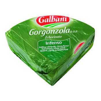 Gorgonzola Galbani 1/4 Grøn Ca.1,5kg
