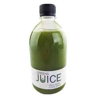 Multi Juice Grøn Friskpresset